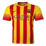 Maillot Barcelone extérieur 2013/2014
