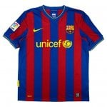 Maillot Barcelone domicile 2009/2010