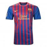 Maillot Barcelone domicile 2011/2012