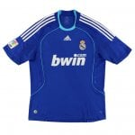 Maillot Real Madrid CF extérieur 2008/2009