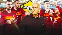 JT Foot Mercato : les débuts de rêve de José Mourinho avec l'AS Roma