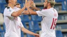 AC Milan : Théo Hernandez rêve d'Équipe de France