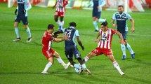 Ligue 2 : Ajaccio et Le Havre se séparent sur un nul