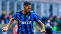 Inter Milan : Ronaldo encense Achraf Hakimi !