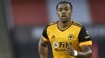 Wolverhampton : Nuno Esperito Santo prend la défense d'Adama Traoré