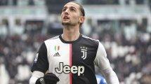 Juventus : Adrien Rabiot est revenu à Turin