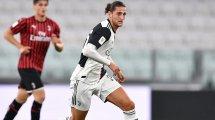 Juventus : Maurizio Sarri commente le retour en forme d'Adrien Rabiot