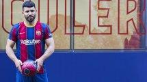 FC Barcelone : Sergio Agüero a refusé deux offres de la Juventus