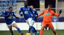 Monaco prête Jean-Eudes Aholou avec option d'achat à Strasbourg