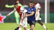 LdC : l'Ajax manque sa finale contre l'Atalanta, Liverpool accroché par Midtjylland