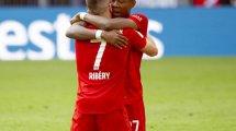 Bayern Munich : le bel hommage de David Alaba à Franck Ribéry