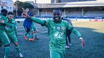 Alan Dzabana, Red Star : « l'OL ça restera le club qui m'a construit »