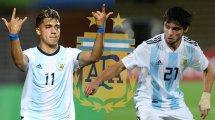 Les deux espoirs argentins Luciano Vera et Alan Velasco plaisent en L1 et en Europe