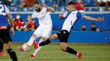 Liga : auteur d'un doublé, Karim Benzema lance le Real Madrid