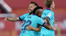 Barça : Ronald Koeman a donné sa confiance à Jordi Alba