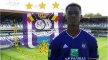Anderlecht : Albert Sambi Lokonga, le Busquets belge qui affole les recruteurs européens