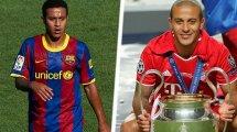 Le fabuleux destin de Thiago Alcantara, de son échec au Barça au sommet de l'Europe