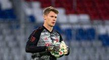 Alexander Nübel justifie le choix AS Monaco