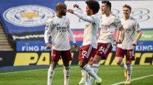 Premier League : un Arsenal convaincant renverse Leicester