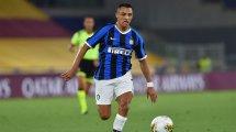 Inter : Alexis Sanchez blessé à la cuisse