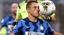 Alexis Sanchez poursuit l'aventure avec l'Inter