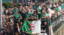 Le nouveau maillot de l'Algérie disponible à prix réduit sur Foot.Fr !