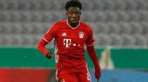 Bayern Munich : la tuile pour Alphonso Davies