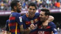 Barça : Dani Alves partage l'avis de Lionel Messi et tacle à son tour la direction