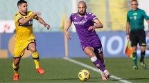 Fiorentina : Sofyan Amrabat pisté par deux clubs de Serie A