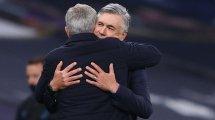 Carlo Ancelotti veut inviter José Mourinho chez lui