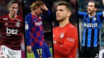 Atlético : le parcours compliqué des anciennes gloires