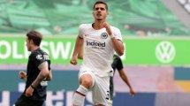 Bundesliga : l'Eintracht Francfort domine Cologne et monte sur le podium