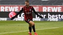 Eintracht Francfort : la machine à marquer André Silva décrypte son incroyable come-back