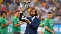 La shopping list ambitieuse d'Andrea Pirlo pour l'attaque de sa Juventus