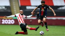 Andros Townsend rejoint Everton