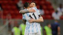 Copa América, Argentine : Lionel Messi a joué la finale blessé !