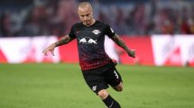 RB Leipzig : Angeliño tacle Pep Guardiola