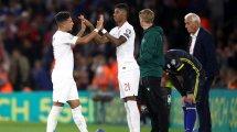 Angleterre : l'Euro raté de Marcus Rashford et de Jadon Sancho