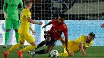Ansu Fati blessé et absent pour le premier match du Barça