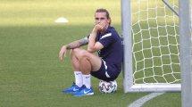Antoine Griezmann chamboule les plans de l'Atlético de Madrid