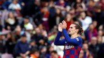 Le FC Barcelone verrouille Antoine Griezmann