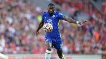 Chelsea : deux cadors européens veulent couvrir d'or Antonio Rüdiger