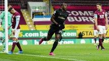 Premier League : West Ham s'impose à Burnley et reste en course pour la C1