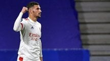 Ligue 1 : l'OL gifle Lorient et reprend la 3e place
