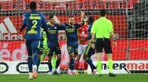 Ligue 1 : l'OL s'en sort bien contre Brest et prend provisoirement la tête