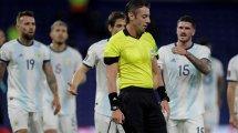 Qualifs CdM 2022 : l'Argentine crie au scandale