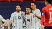 Copa América : l'Argentine cartonne la Bolivie, les quarts de finale sont connus