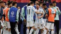 Copa América : l'Argentine rejoint le Brésil en finale