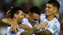 Éliminatoires Mondial 2022 : le Brésil poursuit son sans faute, l'Argentine régale malgré la frayeur Lionel Messi