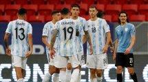 Copa América : l'Argentine obtient sa première victoire face à l'Uruguay